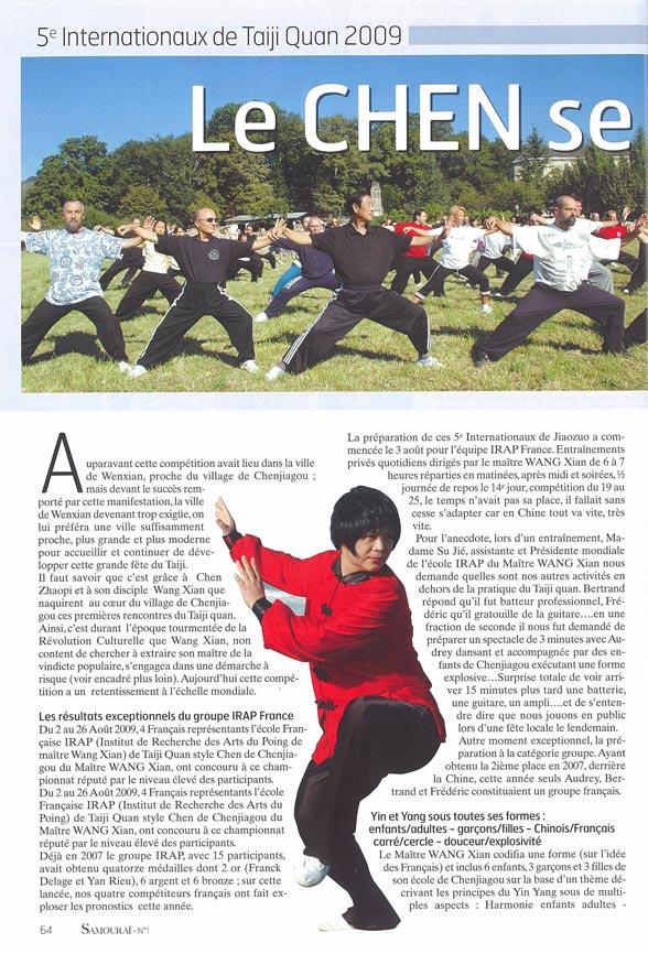 TAIJI article sur le Chen Chen_samourai_Page_1