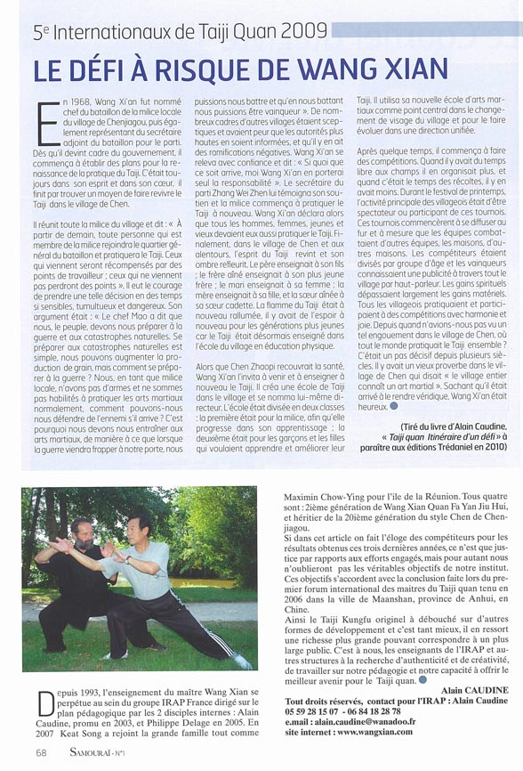 TAIJI article sur le Chen Chen_samourai_Page_4