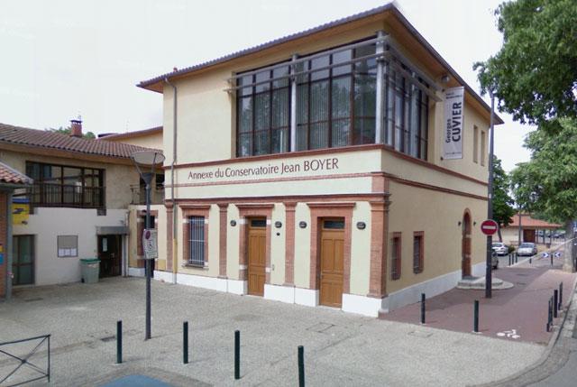 NOUVEAU COURS A CROIX DAURADE Conservatoire_Croix-Daurade